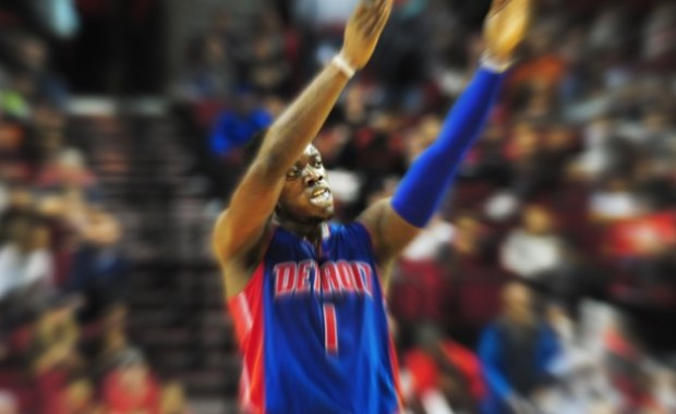 Reggie Jackson Pistons