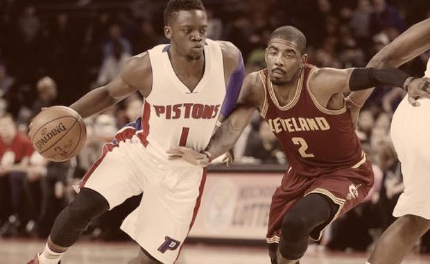 Pistons Cavs