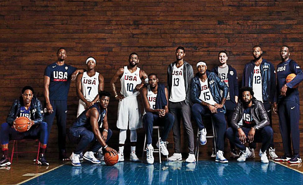 Team USA 2016