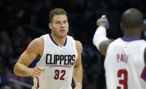 Blake Griffin y Chris Paul