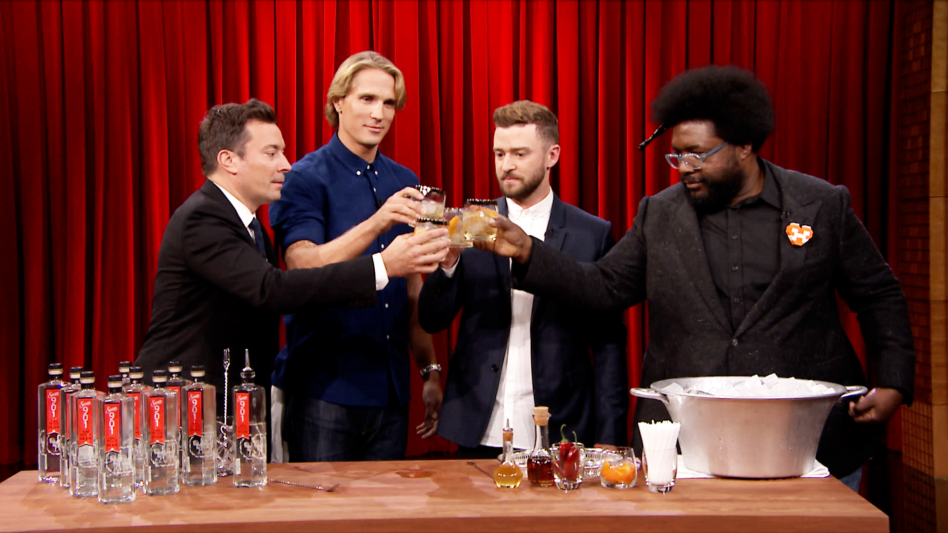 Lovely Watch Tonight Show Starring Jimmy Fallon Justin Timberlaketeaches Jimmy How To Make A Tequila Cocktail Watch Tonight Show Starring Jimmy Fallon Justin nice food Jimmy Fallon Alcoholic