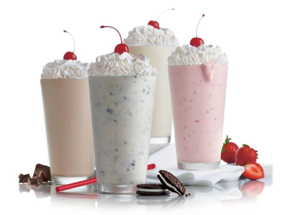 Astonishing Wear Ugly Get Free Milkshake K Fil A Milkshakes Price K Fil A Milkshakes Real Ice Cream nice food Chick Fil A Milkshakes
