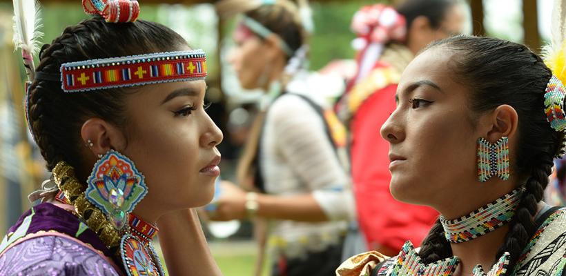 Dogwood Center Exhibit: Native Visions – Larry Gouine