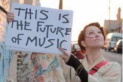Amanda Palmer Future of music