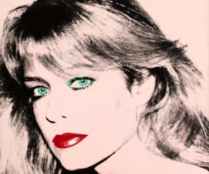 Farrah Fawcett Warhol Pic