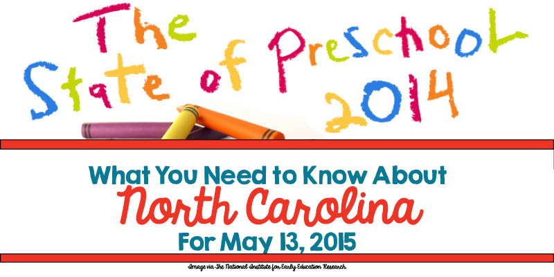 What You Need to Know About North Carolina for May 13, 2015