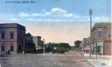 History of Albion Nebraska