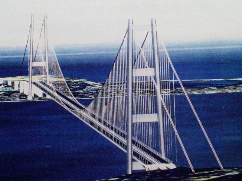 Renzi rilancia il ponte sullo Stretto: