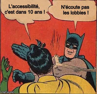 Batman gifle Robin