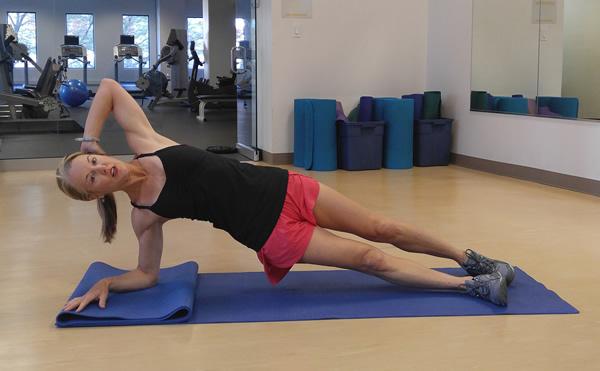Plank Progressions - Pic 2