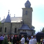 Manastirea Bixad hram
