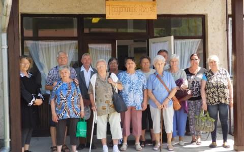 Látogatók Kazincbarcikáról