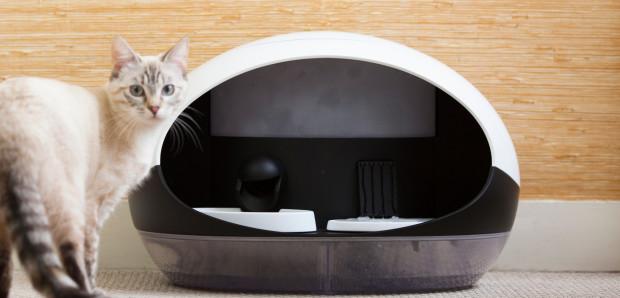 【猫ネタ】猫の飼うのも「スマート」に!?スマホで自動餌やり&健康管理できる「CATSPAD」とは・・・!?
