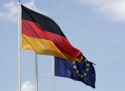 Drapeau UE - Allemagne