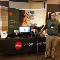 Liveblog - We're at the Birding Optics and Gear Expo!