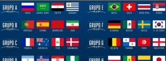 Score Piala Dunia 2018