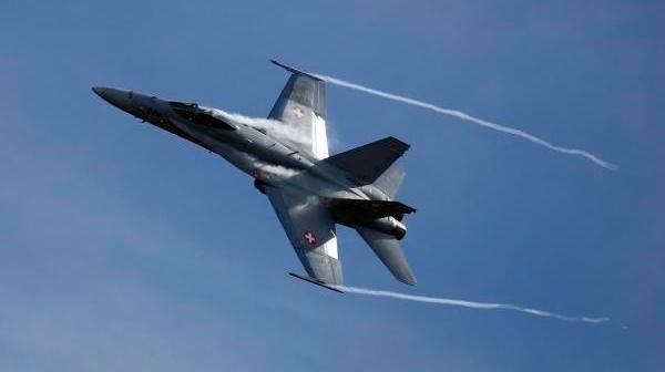 स्वीस वायू सेनाको विमान बेपत्ता, दुर्घटनाको आशंका