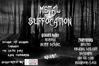 metal suffocation Nepali underground concert