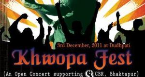 Khwopa Fest-First Grand Open Concert in Bhaktapur