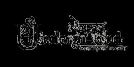 nepal underground logo