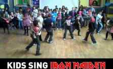 Kids Tribute to Iron Maiden