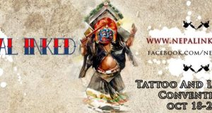 Nepal Inked – Tattoo & Life Style Convention