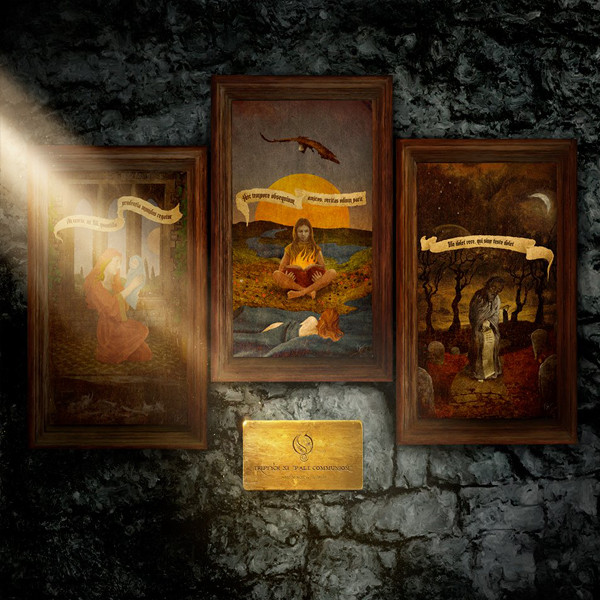 opeth Pale Communion album art