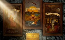 opeth Pale Communion album art