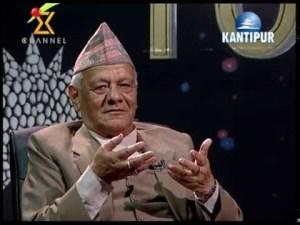 Tough Talk with Lokendra Bahadur Chand