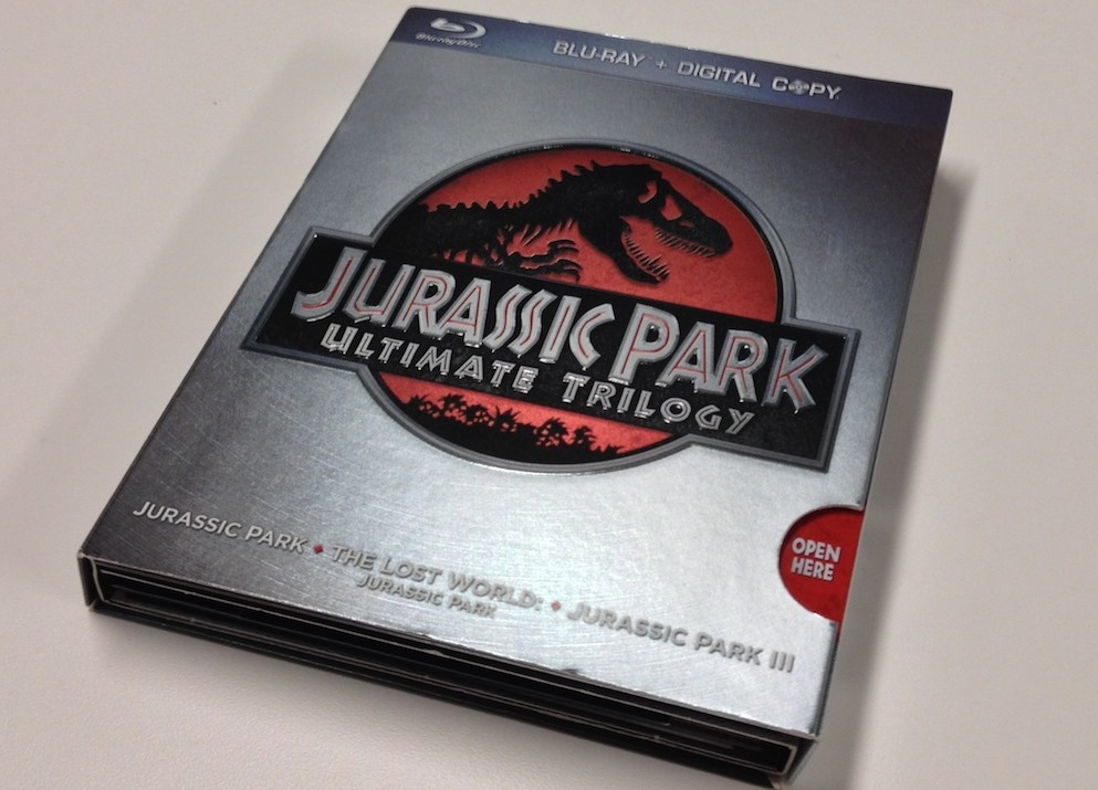 Best o' Boxes: The 'Jurassic Park' Trilogy
