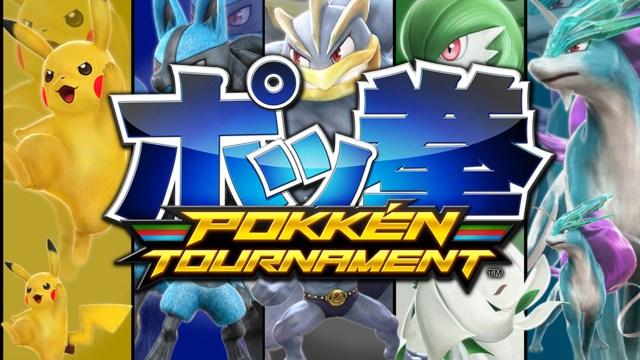 pokken tournament 1