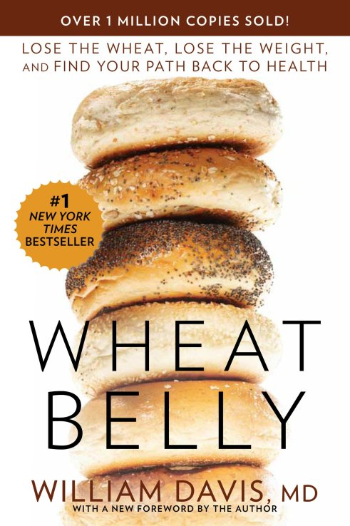 Wheat Belly Book Recommendation & Hidden Gems #4 | Dr. William Davis