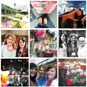 SNAP! Conference ticket giveaway via Nest of Posies