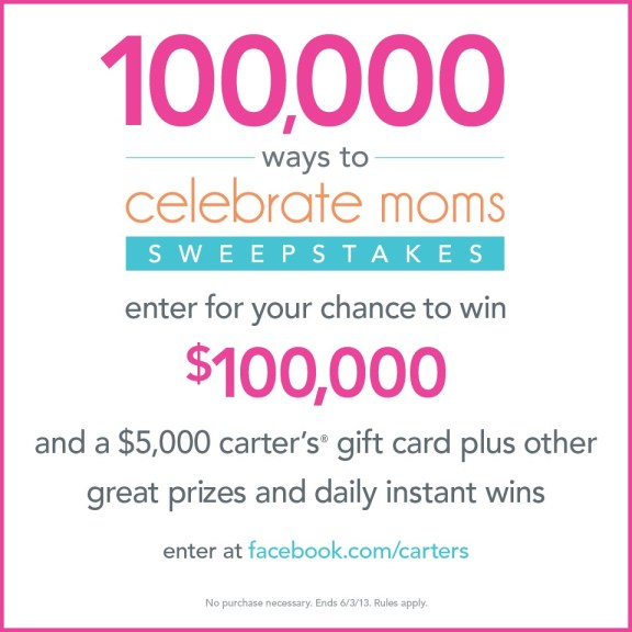 100,000 ways to Celebrate Mom via Nest of Posies