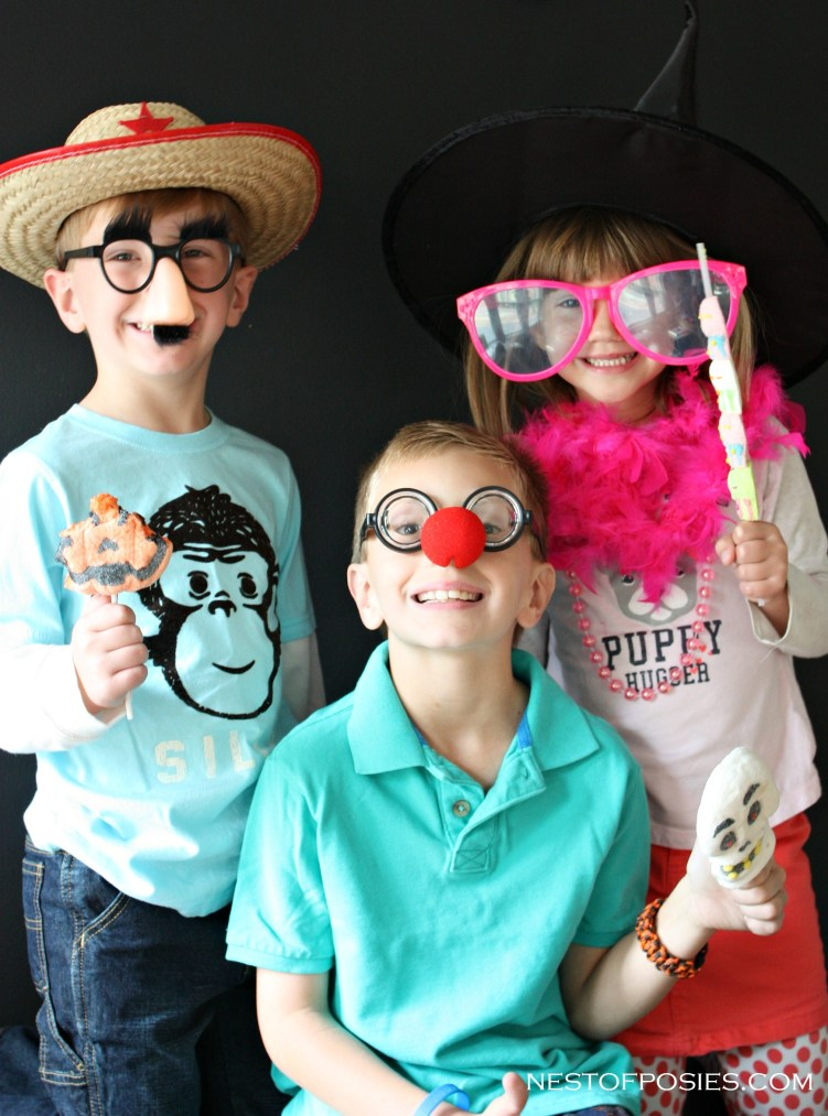 Fun Photo Booth Ideas with young kids in mind