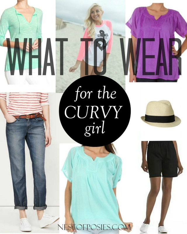 Stylish and Thrifty Tips on What to wear if you are a curvy girl