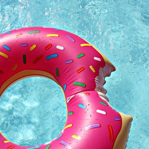 Donut Pool Float-2