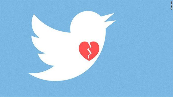 Desastre en Twitter pierde millones de usuarios y sus acciones se hunden