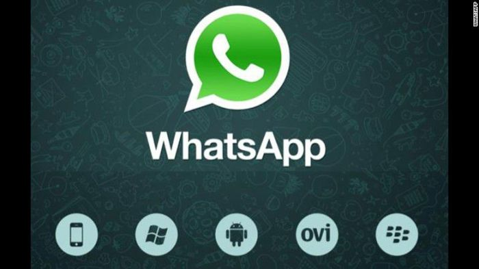 WhatsApp dice adios a BlackBerry y otros sistemas operativos