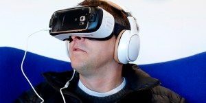 Recent study revealed that patients suffering from depression could be treated by means of virtual reality