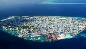Chilling facts-Maldives may disappear! It is in danger because of climate changes and rising sea level!!!