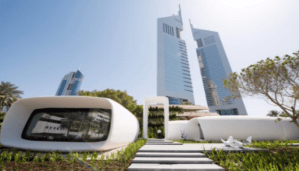 WOW!!! First 3D printed office in the world opened in Dubai…Amazing facts!