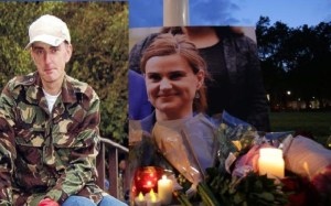 Jo Cox murderer arrested preferred to be called as 'Death to traitors. Freedom for Britain'