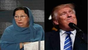 Ghazala Khan Accused Trump for not Understanding the Real Sacrifice