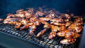 Weekend special! Enjoy Chicken roll ups and Smokin' Chicken Wings Recipes!