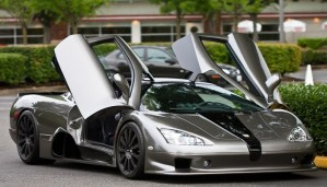Enjoy the ride of the Top 10 fastest cars!