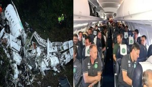 Plane crash in Columbia killed 71! Brazil expressed grief.