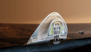 Soon there will be homes on Mars! Want to live there?