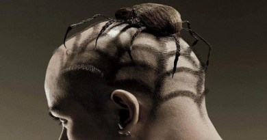 Spider haircut-Netmarkers