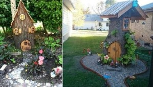 Amazing tree stump ideas for a landscaping!